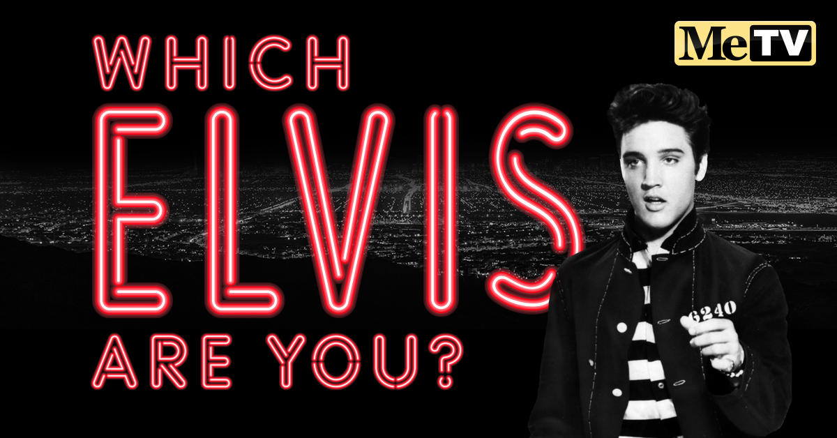 Quiz: Which Elvis Presley is most like you?