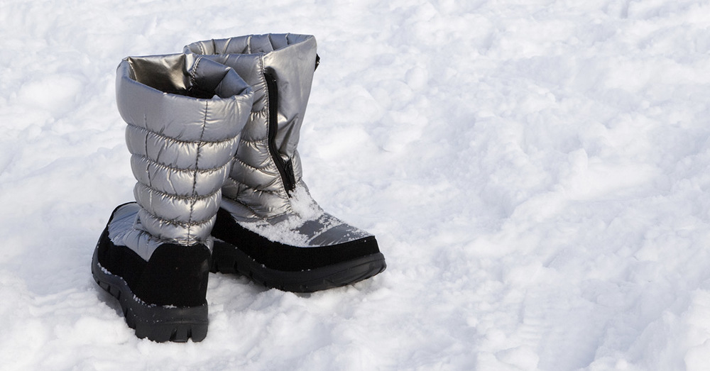 Did you own a pair of Moon Boots as a kid?