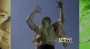 The Incredible Hulk - Saturdays at 7PM | 6C