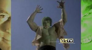 The Incredible Hulk - Saturdays at 7PM | 6C