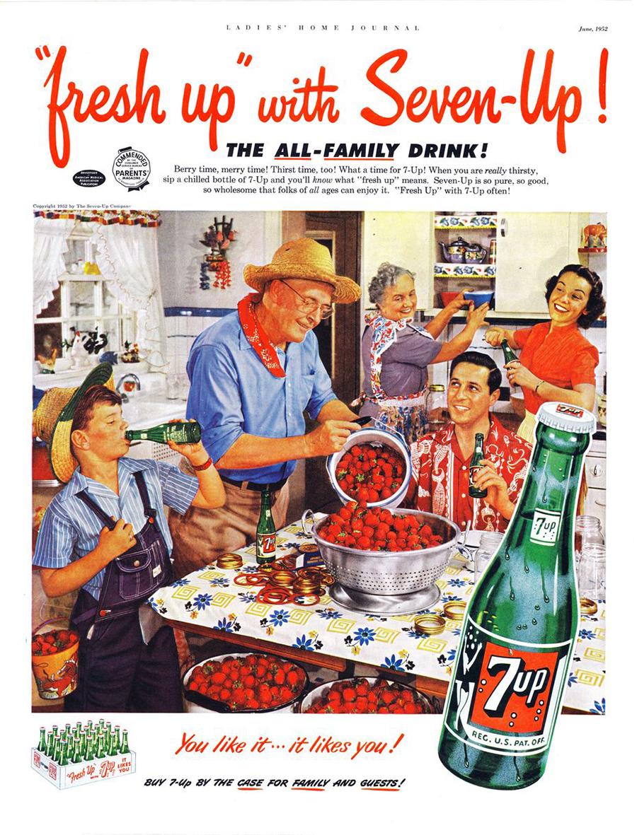 1950s family ad wwwimgkidcom the image kid has it