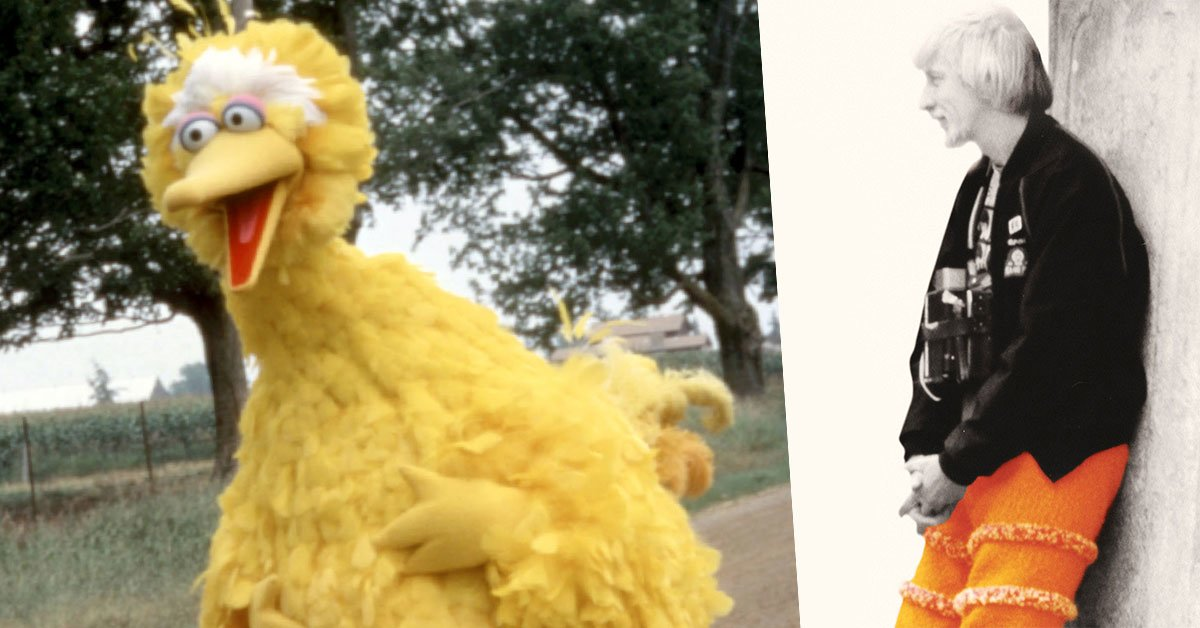 R I P Caroll Spinney The Muppeteer Who Performed Big Bird