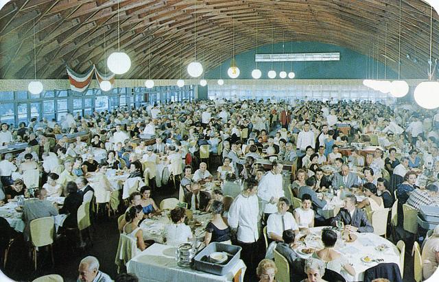 Unity House Dining Hall