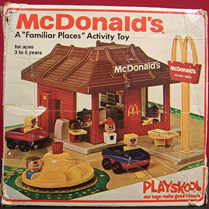 Mcdonald S Toys Every Kid In The 1970s Had