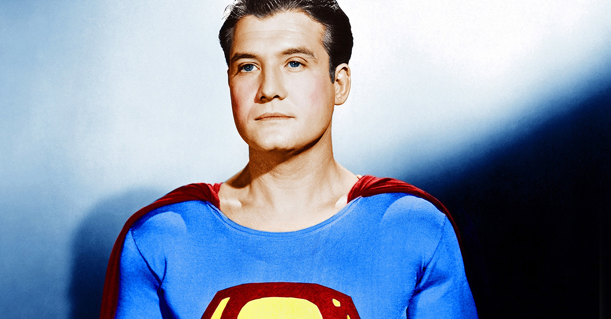george reeves biography