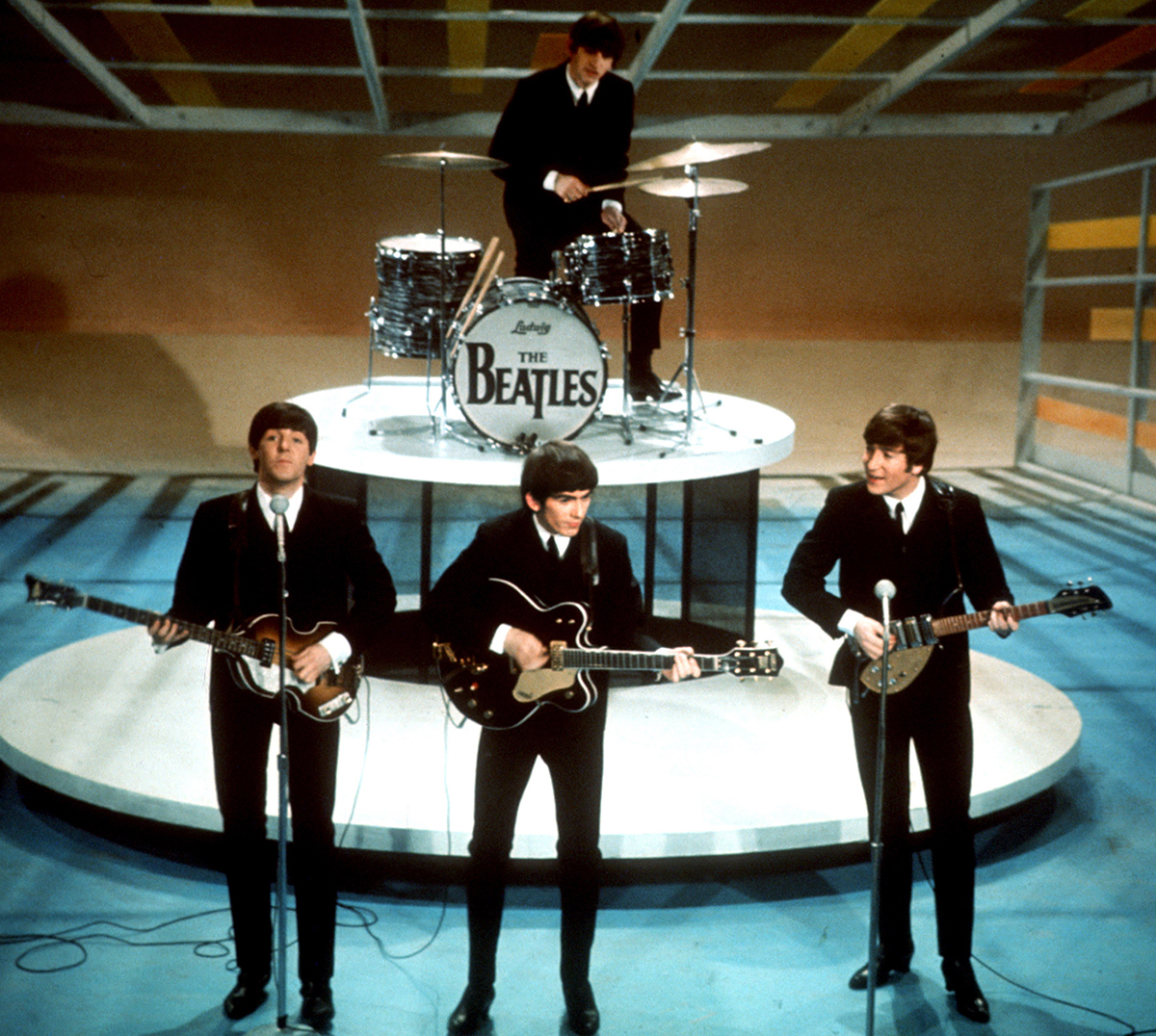 A Beatles az Ed Sullivan Showban