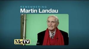 Martin Landau reflects on his career