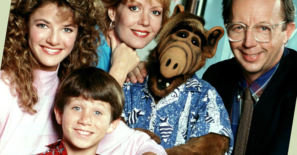 Alf Cast