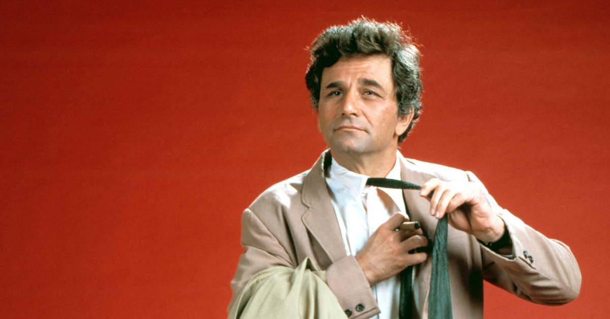 peter falk tv shows