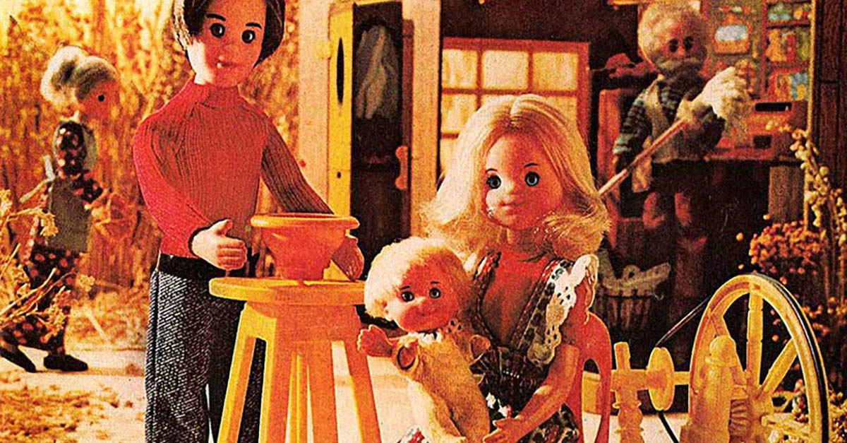 the sunshine family were the most 1970s toys of the 1970s