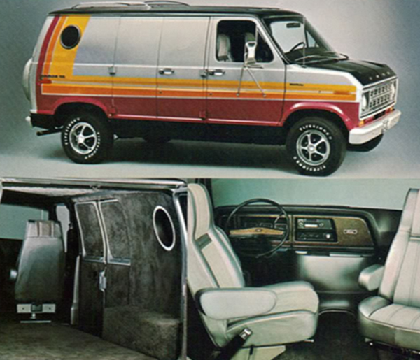 Bob Thomas Ford >> Remember when practically every family had a conversion van?