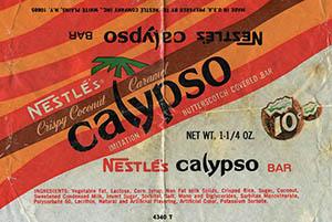 Calypso Chocolate Bar