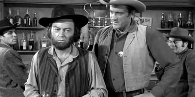 These 60 famous actors all appeared on 'Gunsmoke'