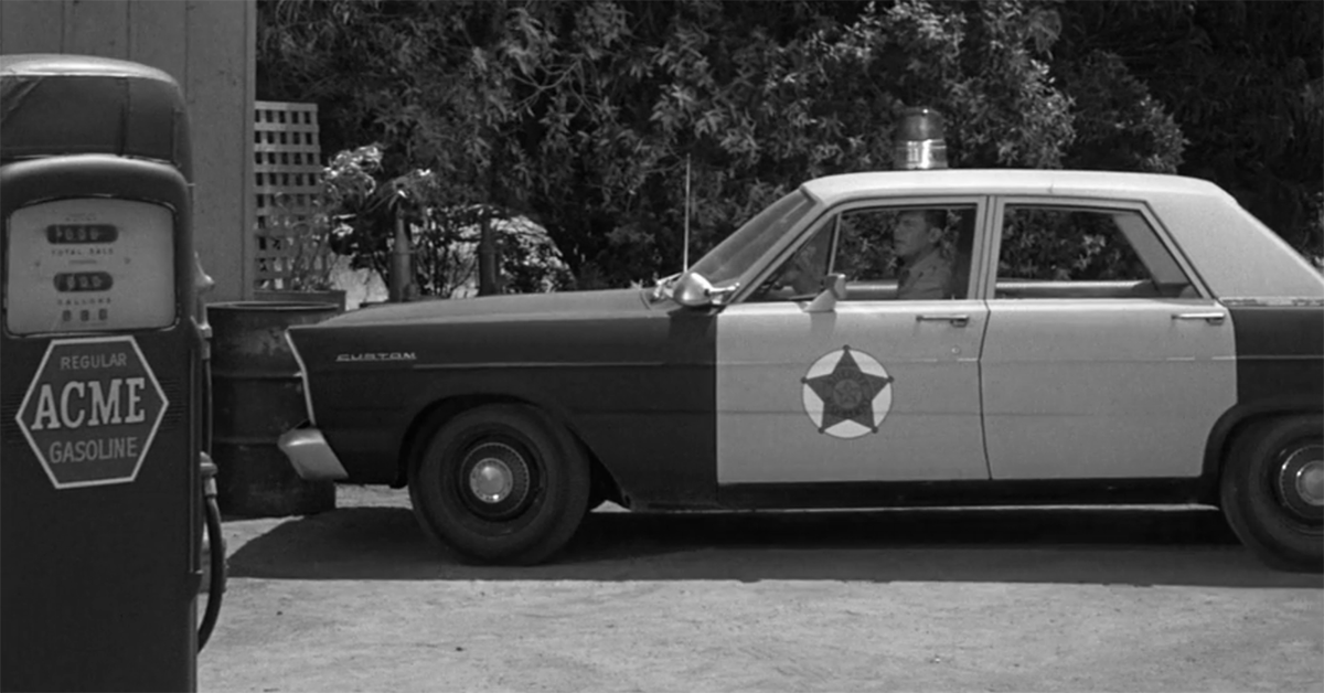 Andy Griffith S Car