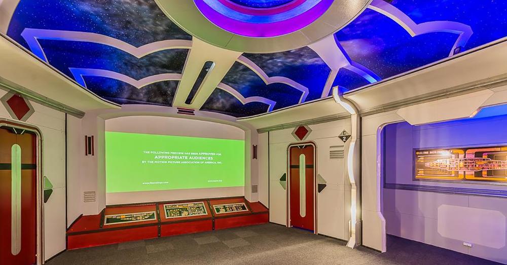 Star Trek Home Interiors House Design Plans