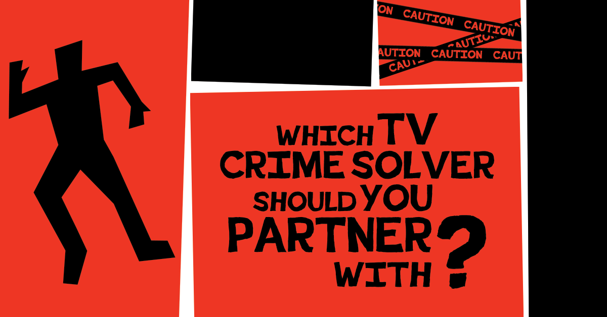 Quiz: Which TV crime solver should you partner with?