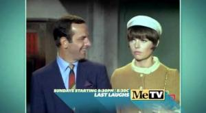 Last Laughs on MeTV - Sundays