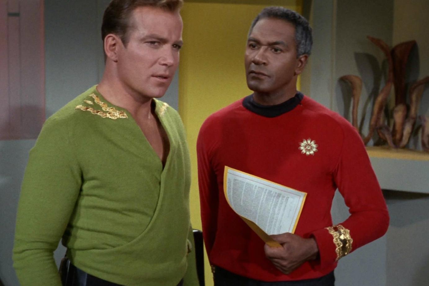 William Shatner wished his Star Trek costumes were looser