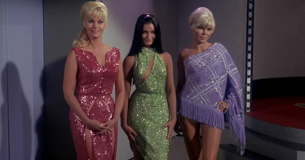 Image result for star trek original series fashion