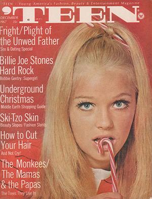 Teen Star Hairstyles Magazine 102