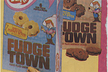 Fudgetown cookie recipe