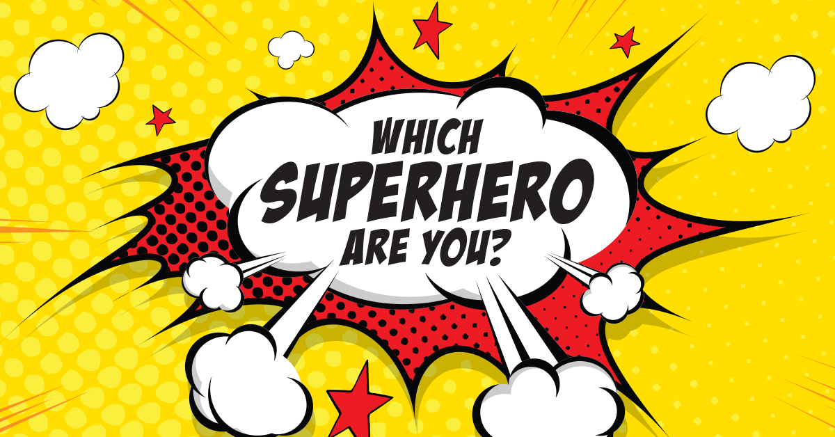 quiz which superhero are you