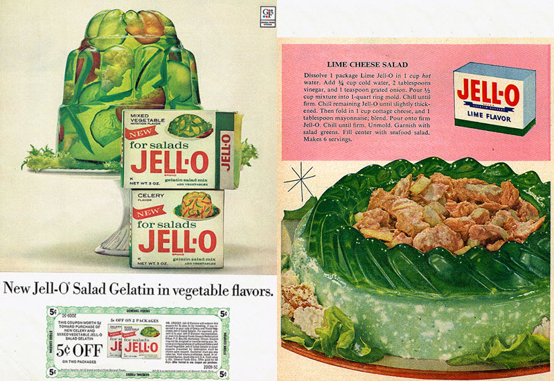 Weird Food We Used To Make With Jell O During The Holidays