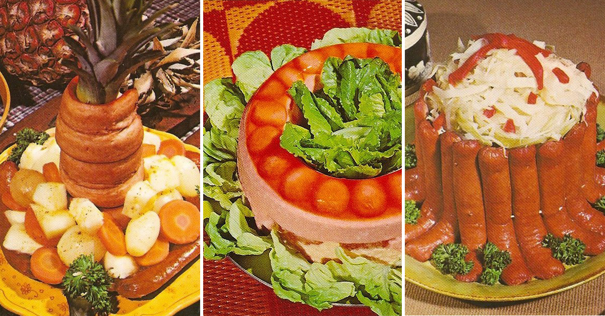 14 recipes you won 39 t believe actually existed in the 1970s Better homes gardens tv show recipes