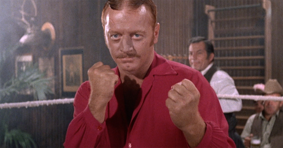 RED WEST, THE ELVIS PRESLEY BODYGUARD WHO PLAYED THE PERFECT TV TOUGH GUY