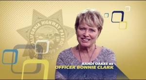 Watch Randi Oakes as Officer Bonnie Clark on 'CHiPs'