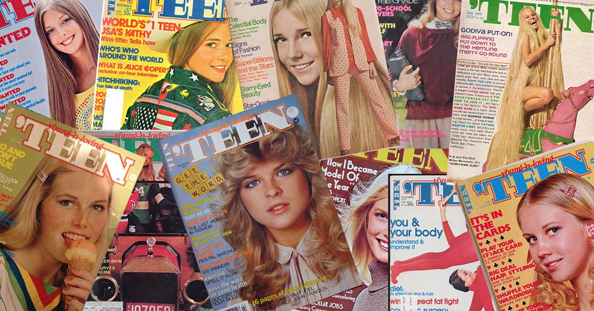 A Teen Magazine 35