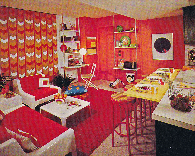 These Zany Interior Design Pictures Prove That No Decade