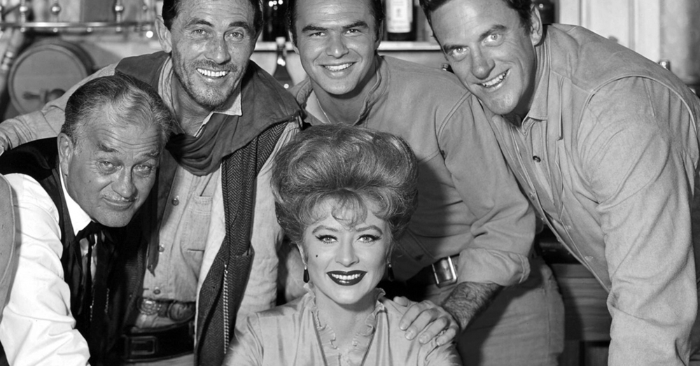 image of gunsmoke as one of the longest running tv shows ever